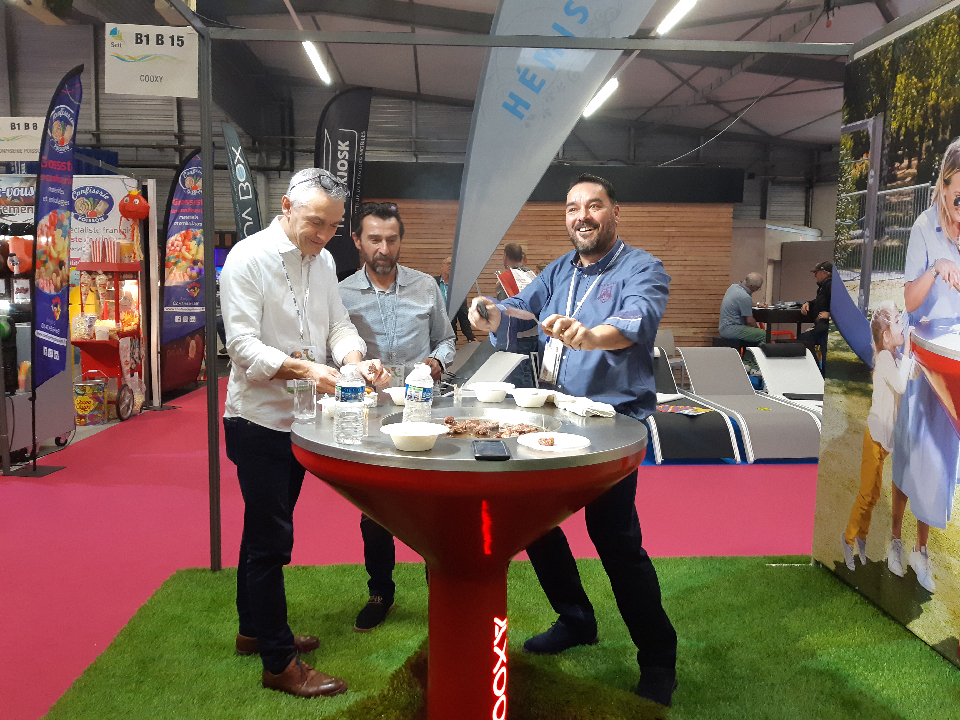 Salon SETT 2019 de Montpellier, Cooxy y était !