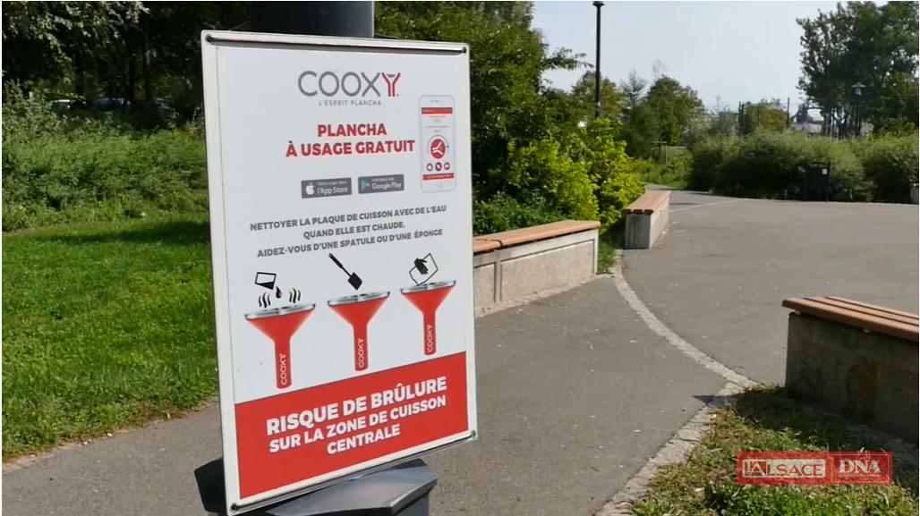 [Revue de presse] – Journal d'alsace revient en vidéo sur l'inauguration des 3 cooxy  de Mulhouse