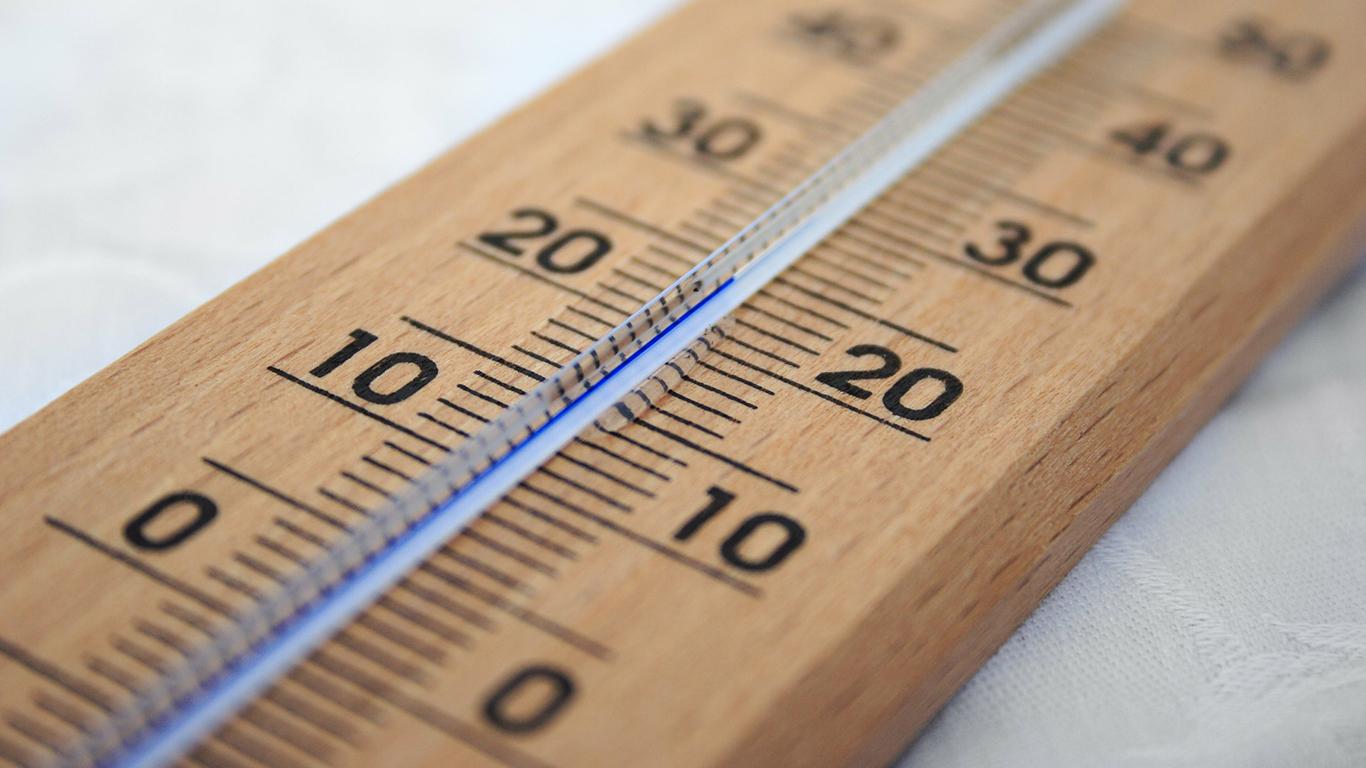 Les températures de cuisson optimales sur Cooxy